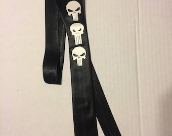 Punisher Skinny Tie