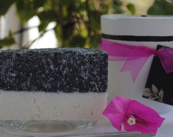 Tuxedo Jack Dead Sea Salt Spa Bar Soap(Spearmint + anise)Cleansing,Exfoliating,Moisturizing,gifts,Brendadsoap.