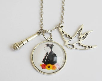 Harry Styles Jewelry - One direction Necklace, One Direction Jewelry