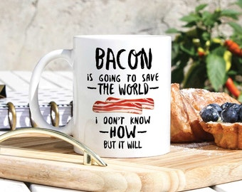 Bacon gifts | Etsy