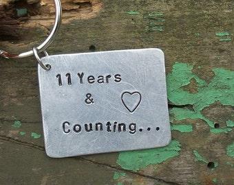 Keyring gifts for men boyfriend year anniversary keychains
