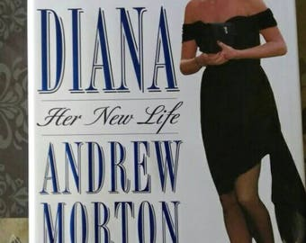 Diana ,  Her New Life , 1994 , Andrew Morton ,Out of Print