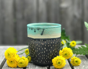 Turquoise Tumbler Cup 2