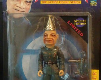Puppet Master Tunneler Action Figure, Special Limited Edition Gold, Full Moon Toys Catalog #6005
