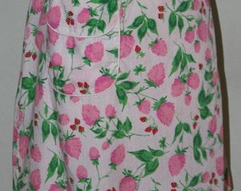 """SZ 12/14, pretty preppy vintage 1970's skirt, 31"""" waist"""