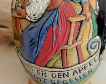 Vintage Beer Stein from West Germany