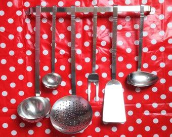 Vintage Sola Spoonrack/Kitchen