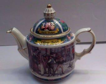 James Sadler Oliver Twist teapot