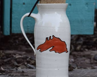 Ceramic Travel Mug - Lake Superior