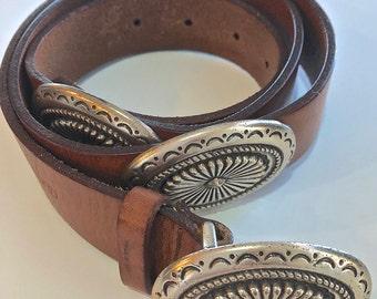 VINTAGE RALPH LAUREN Concho Belt