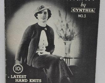 Craft Magazine:  Yarncraft by Cynthia No. 3