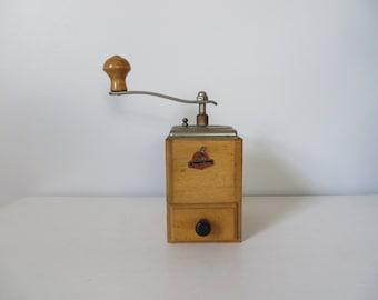 Zassenhaus Wood Coffee Grinder