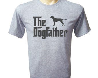 The Dogfather Shirt The Dogfather TShirt Dog Lovers Tee Dog Tee Men Tee Shirt For Mens Unisex T-Shirt Gifts For Men