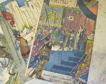 1920's Postcard Menu: Charles Heidsieck, Reims Champagne Advertising Art Menu,A Tolmer & Cie, Paris. Epicurious. French Modele Depose Menus