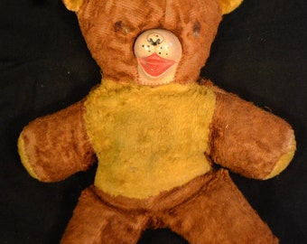 Vintage 50's/60's Teddy Bear