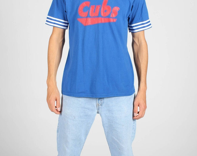 Vintage Cubs Baseball T shirt