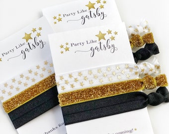 Great Gatsby Party Favors, Roaring 20s Party Favors, Great Gatsby Birthday Supplies, Great Gatsby Party Decorations and Supplies