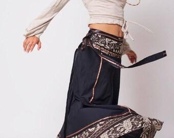 Boho Bamboo Top, Boho Clothing , Boho gypsy crop top, bell sleeve shirt