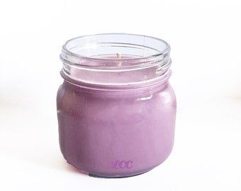 Organic Fairy Wings Soy Candle- Spring & Summer Candles- Vegan Life- Gifts -