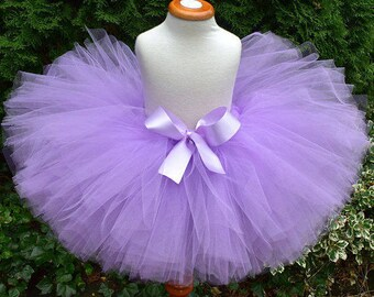 Adult Lavender Tutu, Lavender Tulle Skirt, Adult Tutu, Adult Tulle Skirt, Mommy and Me Tutu, Bridesmaid Tutu, Bachelorette Tutu, Sewn Tutu