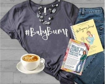 Baby Bump Jersey Short Sleeve Tee