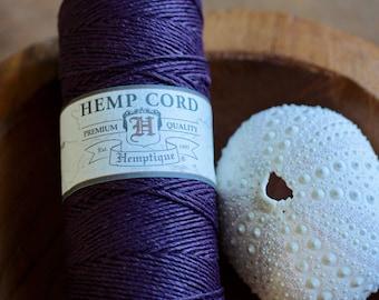 Hemp Cord Plum