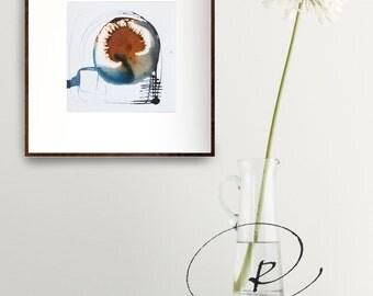 Abstract art, abstract, minimalist art, original abstract art, original ink art, ink drawing, art, abstract painting, abstract drawing