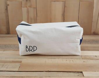 Custom Travel Bag, Anniversary Gifts For Men, Gifts For Him, Bridal Party Gifts, Travel Bag, Monogrammed Toiletry Bag, Mens Toiletry Bag