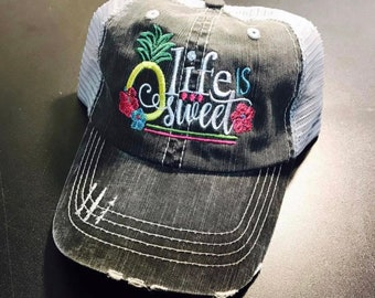 Life is Sweet Hat
