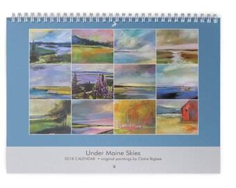 "Classic Wall Calendars (11"" x 17"")"