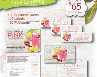 Plexus sample card | Etsy