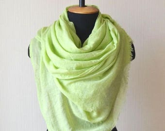 christmas in july Green scarf womens gift|for|women cotton scarf summer scarf beach scarf women scarf gift fashion scarf mom gifts pashmina