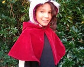 Bespoke Little Red Riding Hood with a Fanastic Twist! Remainder & shipping
