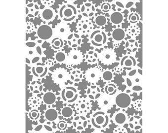 Stencil A4 29.7 cm x 21 cm mechanisms