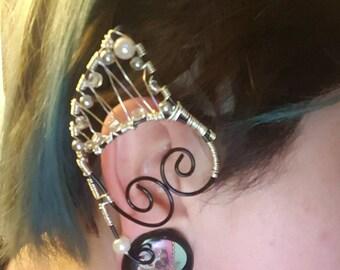 Wire Elven Ear Cuff