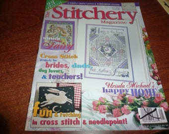 The Stitchery Magazine May 1998 Issue
