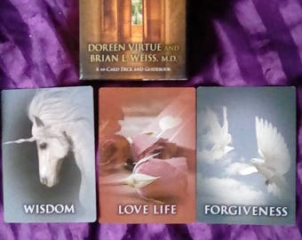 3 card past life reading