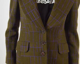 Vintage Christian Lacroix Bazar Jacket (2837)