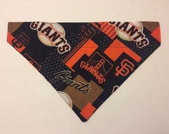 Dog bandana, MLB SF Giants