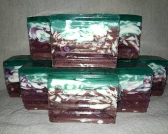 Pacific soap bar