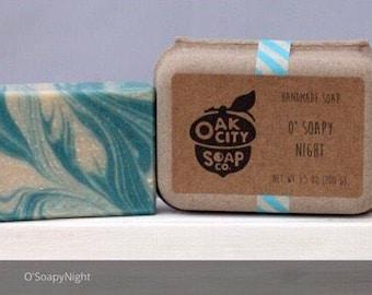 O'Soapy Night Handmade Bar Soap