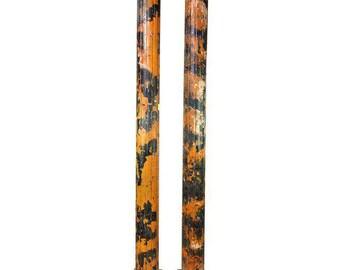 1920's Architectural Remnant Decorative Columns