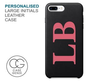 initials case iphone 7