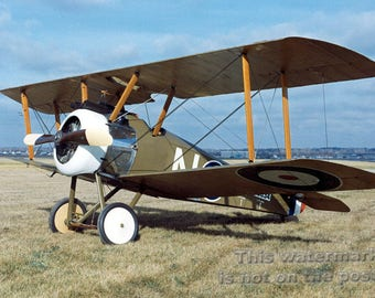Poster, Many Sizes Available; Sopwith Camel