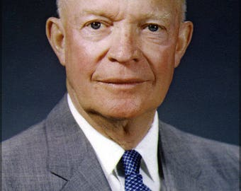 Poster, Many Sizes Available; President Dwight D. Eisenhower, Official Photo Portrait, May 29, 1959 P1