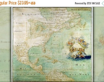 20% Off Sale - Poster, Many Sizes Available; North America C1681