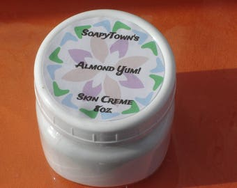 Almond Yum! Skin Creme 8 oz.