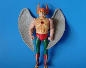 "DC Super Powers "" Hawkman "" Kenner Hasbro 3.75"