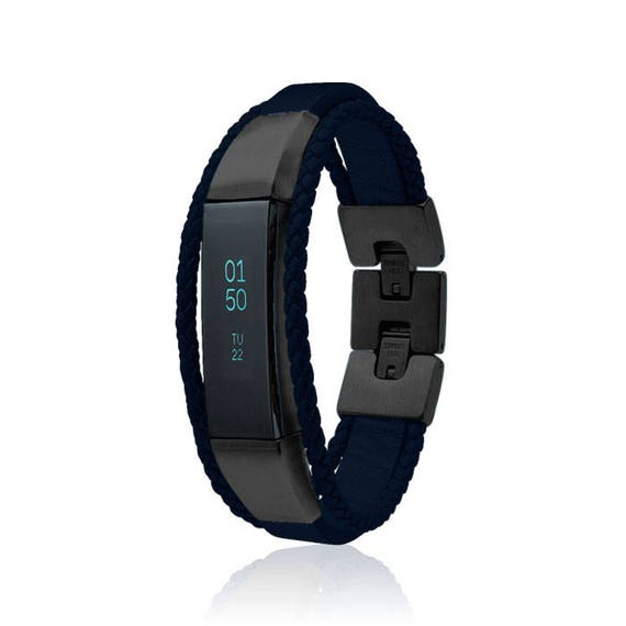 Bracelet Aurel - Blue - Jewelry for Fitbit Alta and Fitbit Alta HR