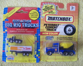 Lot of 2 Assorted New in Package Toys